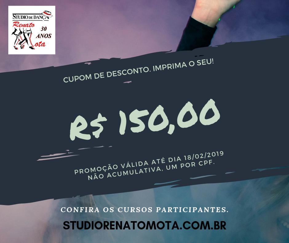 261793166d O Studio de Dança Renato Mota mantém parcerias com algumas instituições  oferecendo desconto aos seus associados e colaboradores.